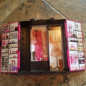 Barbie storage case.
